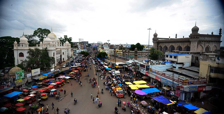 मुक्काम: हैद्राबाद, तेलंगणा