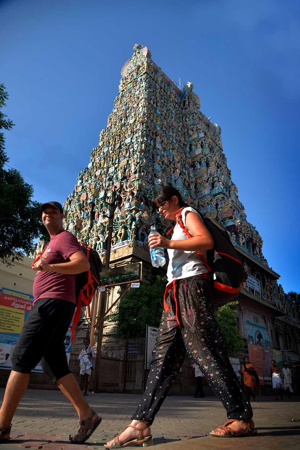मुक्काम : मदुराई, तामिळनाडू