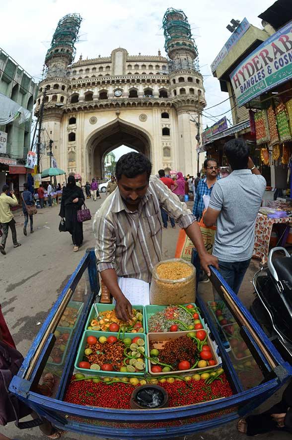 मुक्काम : हैद्राबाद, तेलंगणा