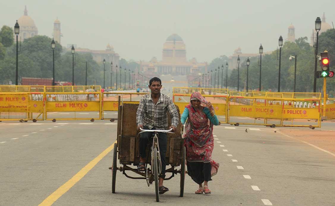 मुक्काम  : दिल्ली
