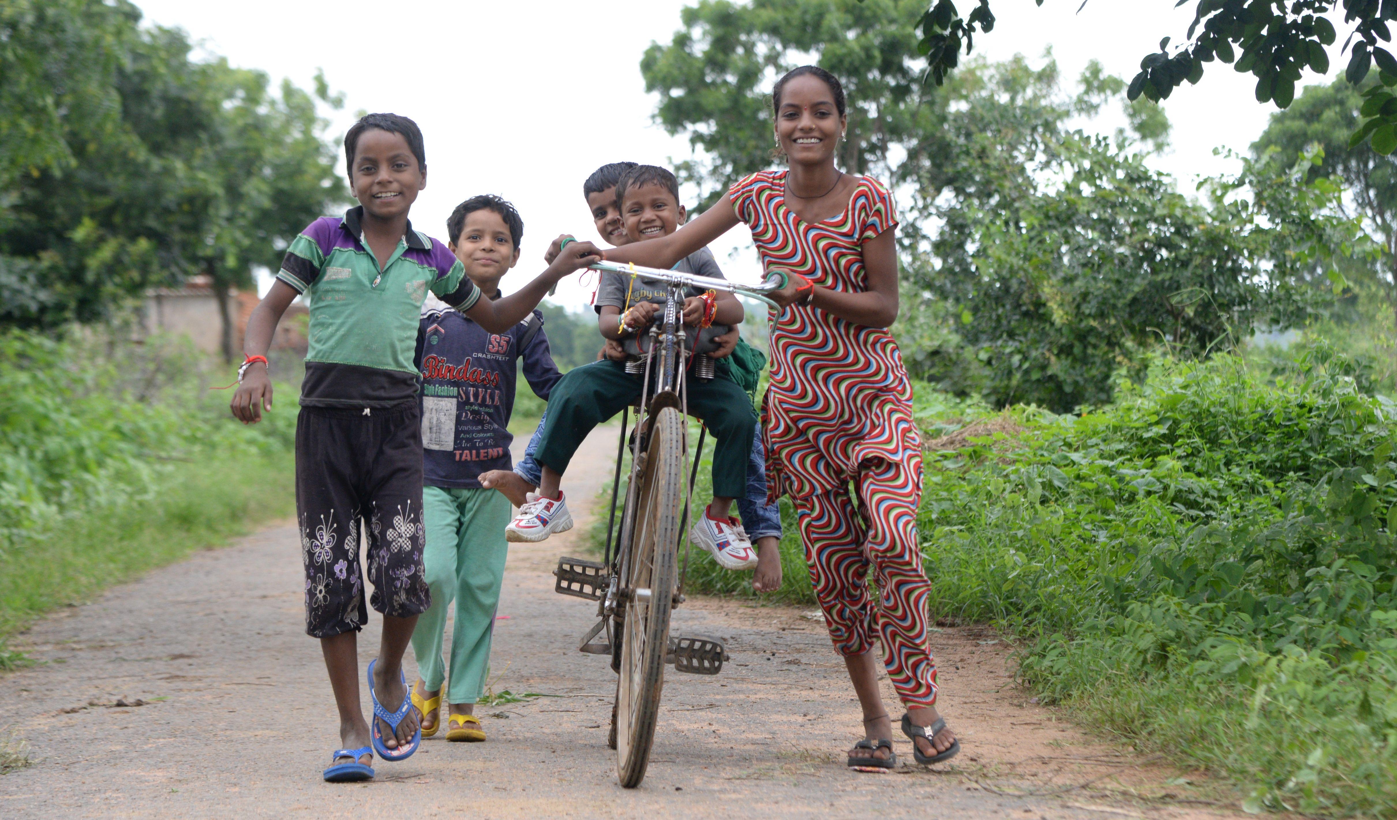 ज्या हरयाणातल्या मुली गर्भातच मारल्या जात होत्या, त्या आता मुक्त आयुष्य जगू लागल्या आहेत.